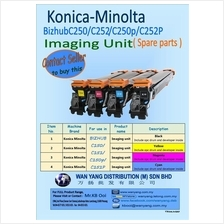 Konica Minolta Bizhub C250,252,C250,252p COLOUR IMAGING UNIT