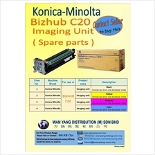 Konica-Minolta Bizhub C20  COLOUR IMAGING UNIT