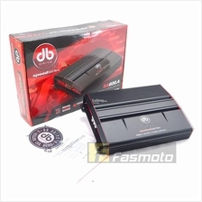 DB Drive SpeedSeries SA600.4 4 Channel Amplifier 4 x 60W RMS at 4 ohm
