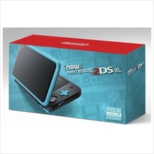 New Nintendo 2DS XL - Black + Turquoise