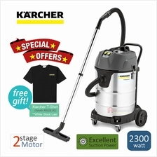 Karcher NT 70/2 ME Wet & Dry Vacuum Cleaner (2300W/70L/254mbar)