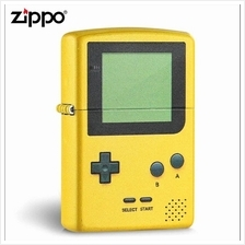 Yellow Brick Game Model Zippo Lighter