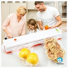 New Automatic Electric Vacuum Food Packing Sealer Machine w/ Bag Food