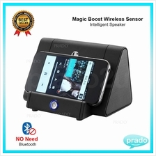 PRADO Magic Boost Wireless Sensor Intelligent Speaker Phone Holder