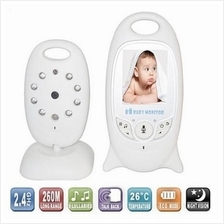 ★ Night Vision Digital Baby Monitor + 2 Way Audio (WBM-03B)