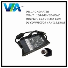 DELL AC LAPTOP ADAPTER 19.5V_3.34A (7.4*5.5MM)