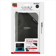 Official HORI Easy Pouch for 3DS and New 3DS  (Black)