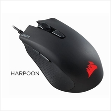 # CORSAIR HARPOON RGB FPS Gaming Optical Mouse #