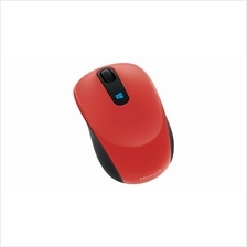 Microsoft Sculpt Mobile Mouse (Red)