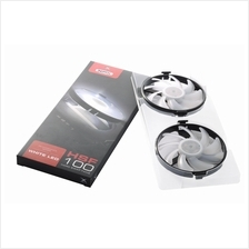 # XFX Hard Swap Fans Kit # White / Red / Blue LED option