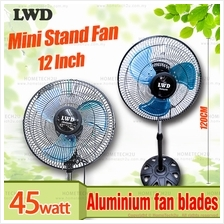 "LWD 12"" Inch MIni Industrial Stand Fan"