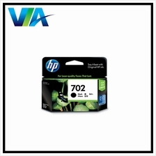HP INK/CARTRIDGE 702 Black