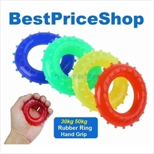 Rubber Ring Expander Gripper Strength Hand Grip Finger Muscle Exercise