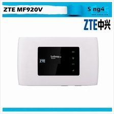 ZTE MF920 MF920V 4G 150Mbps MIFI Portable Hotspot @ r218 r215 r217: Best  Price in Malaysia