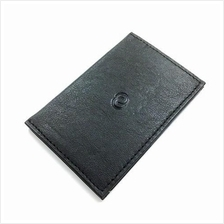 C-SECURE RFIDSAFE SLIM CARD HOLDER - BLACK