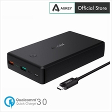 AUKEY PB-T11 V2 30000 mAh Quick Charge 3.0 Powerbank