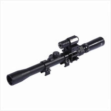 WATER RESISTANT INFRARED LASER SCOPE KIT FOR OUTDOOR HUNTING