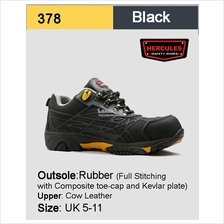 Hercules Safety Shoes Walking Shoes (Light Weight) Sizes 5-11 SKU-378