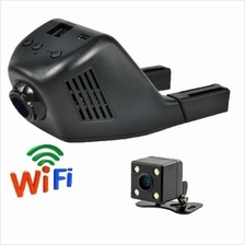 ★ Car Dash Cam And Reverse Camera (WCR-27B)