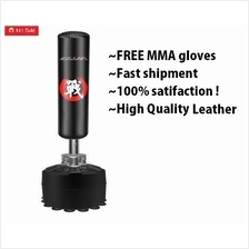 MMA BOXING bag, sand bag, punching bag (standing, strong suction)
