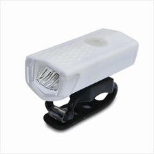 RAYPAL 2255 LED Bicycle USB Rechargeable Bike Front Light