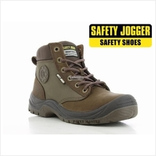 SAFETY JOGGER SAFETY SHOE DAKAR Brown Middle Cut