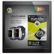 ★ X-One Stealth Armor Screen Protector Apple Watch 38mm 42mm