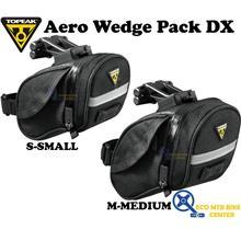 TOPEAK Saddle Bags Aero Wedge Pack DX