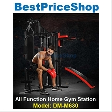 Top Spec MultiWays All Function Home Gym Station Fitness Press Machine