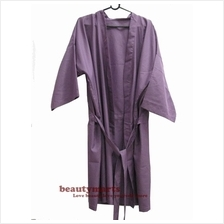 Facial Bathrobe Kimono Light Weight