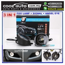Toyota AVANZA 2007-2013 3in1 3.5 Inch LED Daytime Running Light DRL