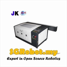 JK 4060 60W 100W CO2 CNC Laser Engrave Cutting Machine