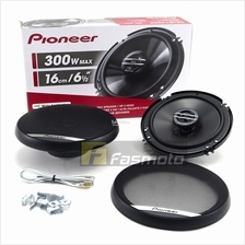 "Pioneer TS-G1620F 6.5"" 2 Way Coaxial Car Speakers Max 300W RMS 40W at"