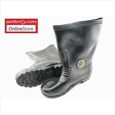 "WHOLESALE - KORAKOH PLASTIC PVC BOOT KASUT AIR – 13"" - 7# - 10#"