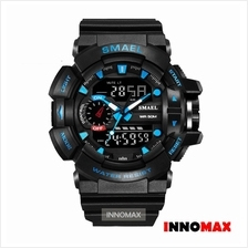 SMAEL Sport Watch 1436 Digital Analog Display Water Resistant 50m