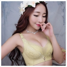 [CLEARANCE SALES] No Rim Healthy Push Up Bra Cover Back Fat F045