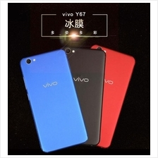 VIVO V5/ V5S FULL WRAP Matte Back Skin Screen Protector Sticker