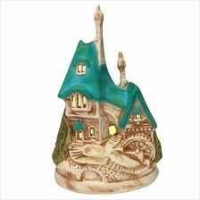 Kids Baby Bedroom Lighting Aroma Lamp Sleeping Beauty Castle