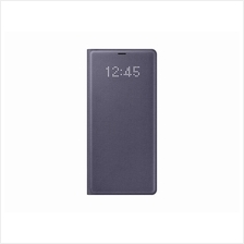 ORIGINAL SAMSUNG GALAXY NOTE 8 LED VIEW COVER - ORCHID GRAY