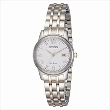 CITIZEN Eco-Drive Classic Sapphire EW2314-58A EW2314-58 Ladies Watch