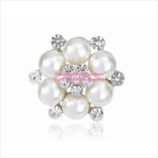 [DindabyV] Korean Fashion Mini Brooch AA080W (2 For RM10.00)