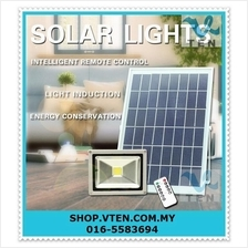 Super Bright 20W Solar LED Light Spot Light With Remote Control