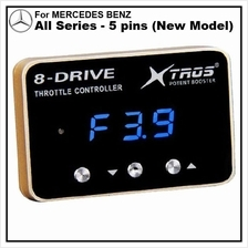 MERCEDES BENZ All Series (5 Pins New Model) POTENT BOOSTER 8-Drive
