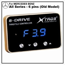 MERCEDES BENZ All Series (6 Pins Old Model) POTENT BOOSTER 8-Drive