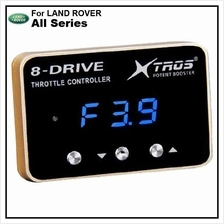 LAND ROVER All Series POTENT BOOSTER 8-Drive Throttle Remapper