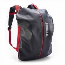 Terminus Men PU Leather Carbon 2.0 Stylish Backpack Bag