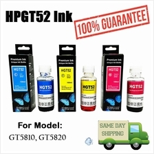 HP GT Series (HGT52) Hybrid REFILL Ink CYM TriColor 100ML For GT 5810, GT5820