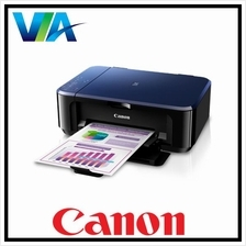 CANON PIXMA E560 Wireless Affordable AIO Inkjet Printer (Print/Scan/Copy)