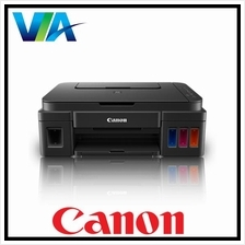CANON PIXMA G2000 High Volume AIO Inkjet Printer (Print/Scan/Copy)