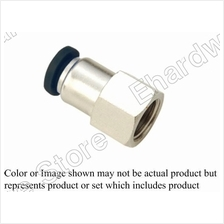 Push-in Fitting - Female Thread Connector (DQPCF) (OPEN STOCK)